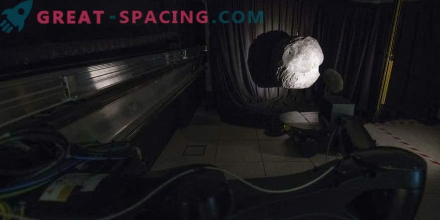 Simulando la oscuridad del espacio exterior