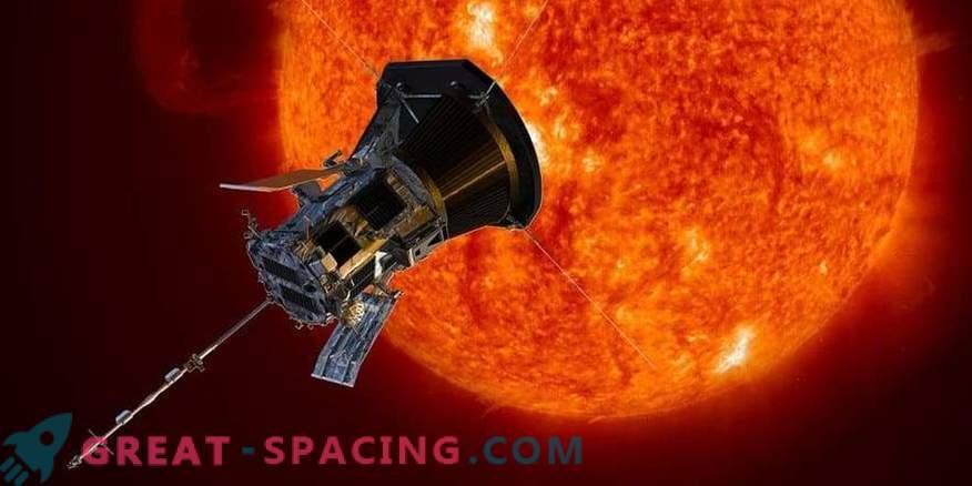 La sonda solar Parker funciona perfectamente después de un vuelo cercano a una estrella