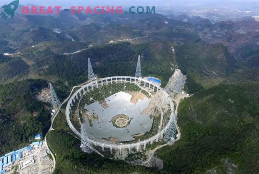 4 hechos inusuales sobre el proyecto chino para buscar vida extraterrestre