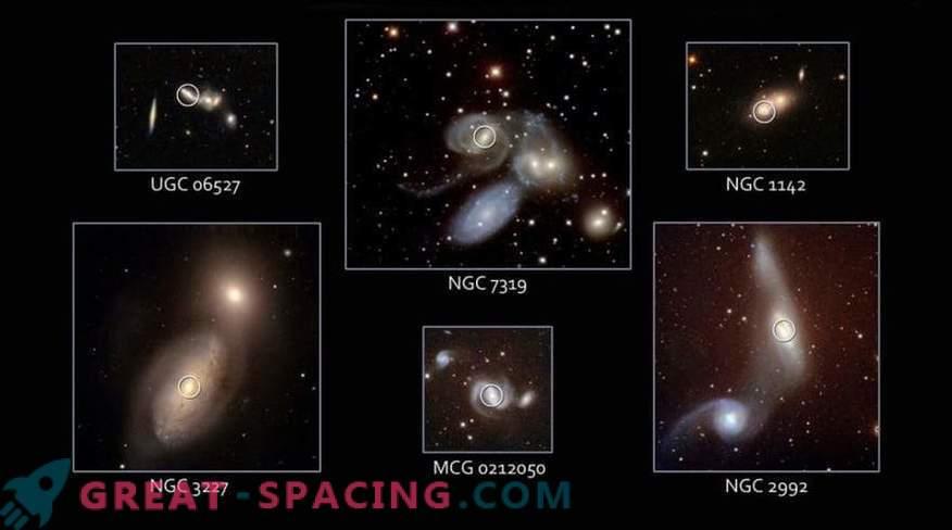 Los agujeros negros nacientes pueden ser inusualmente enormes