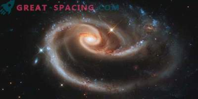 ¿Ayudarás a construir una galaxia?