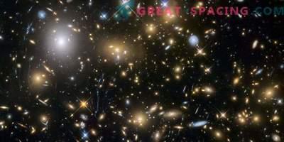 Un cúmulo galáctico disperso oculto a la vista