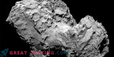Secreción de oxígeno de los cometas