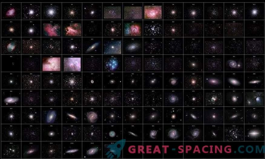 ¿Cómo apareció el famoso catálogo de Charles Messier?