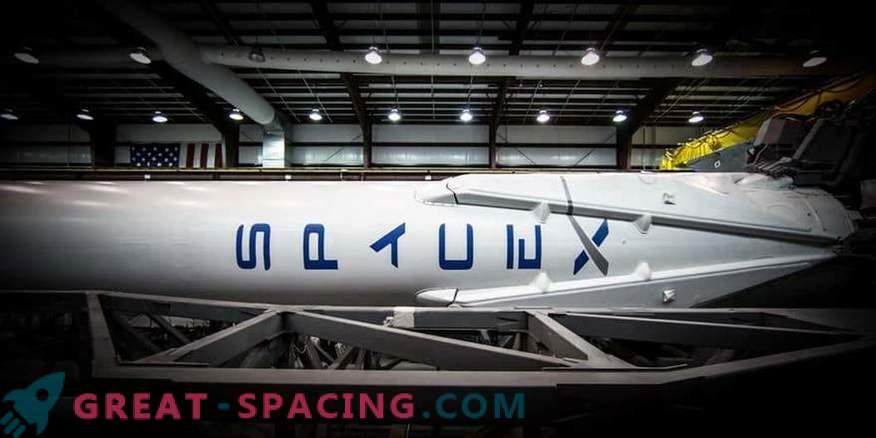 SpaceX envía una cápsula a la NASA.
