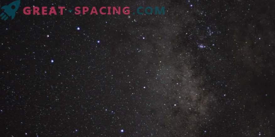 Los astrónomos han encontrado un agujero negro en la constelación de Sagitario