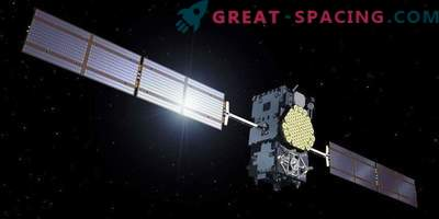 Galileo satellites are preparing to launch on Tuesday.