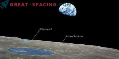 Cráteres lunares nombrados después de Apolo 8