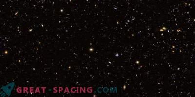 Campo sur profundo del Hubble