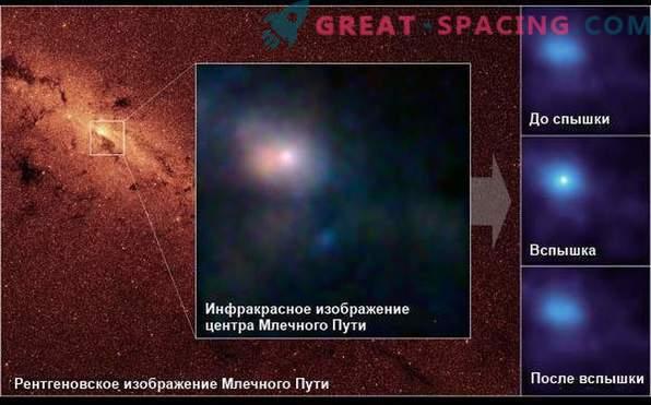Ante ti la primera foto de un agujero negro