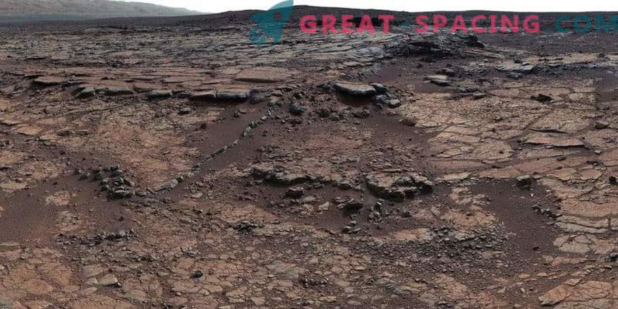 La curiosidad descubrió algo extraño en la atmósfera marciana