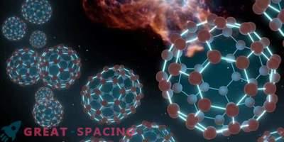 Los fullerenos interestelares son capaces de resolver problemas de la Tierra