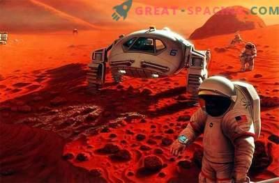 Millised raskused ootavad ekspeditsiooni Marsile: NASA astronautide arvamus