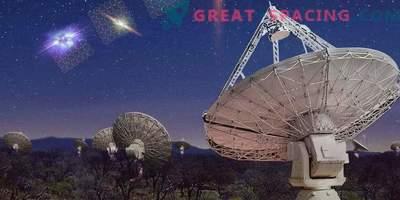 El telescopio australiano casi duplica el número de explosiones de radio rápidas y misteriosas