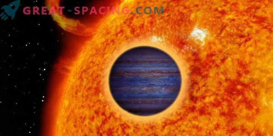 Los astrónomos han encontrado dos nuevos Júpiter calientes