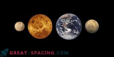 El modelo revela enigmas de la formación de planetas terrestres