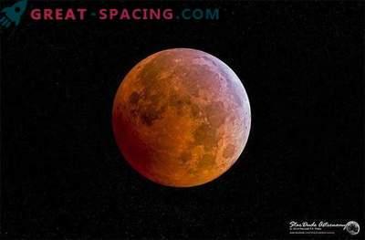 Una súper luna y un eclipse lunar ocurrirán simultáneamente el 27 de septiembre