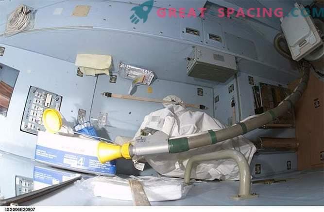 De los callos a los klingons: el astronauta de la ISS cuenta todo
