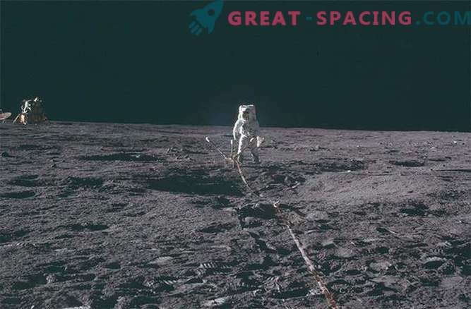 Misión Apolo: fotos inspiradas en el estudio de la Luna