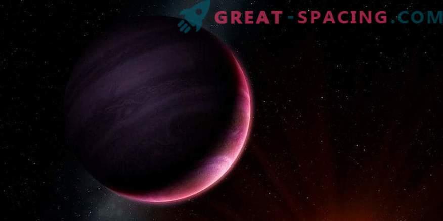 Monster Planet no encaja en la teoría de la formación planetaria
