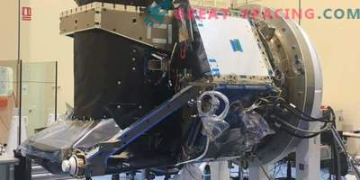 Satélite Cheops de la ESA