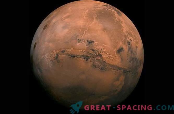 La misión de Marte se enviará en 2018