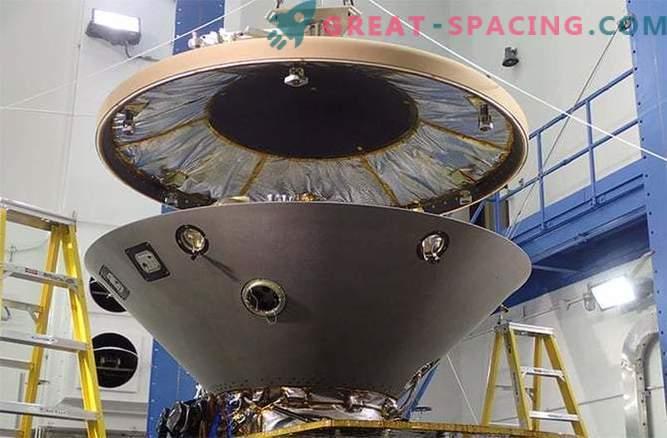 Se pospuso la misión InSight de la NASA a Marte