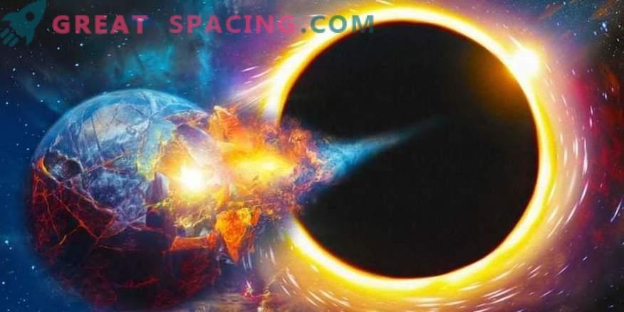 ¿Se convertirá el sol en un agujero negro