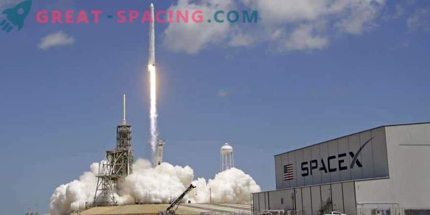 SpaceX lanza la misión secreta de Zuma