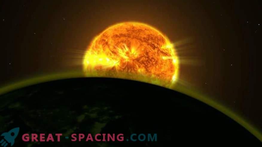 Balizas atmosféricas directas en busca de vida