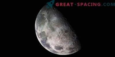 ¿Qué son los mares lunares y había agua en ellos?