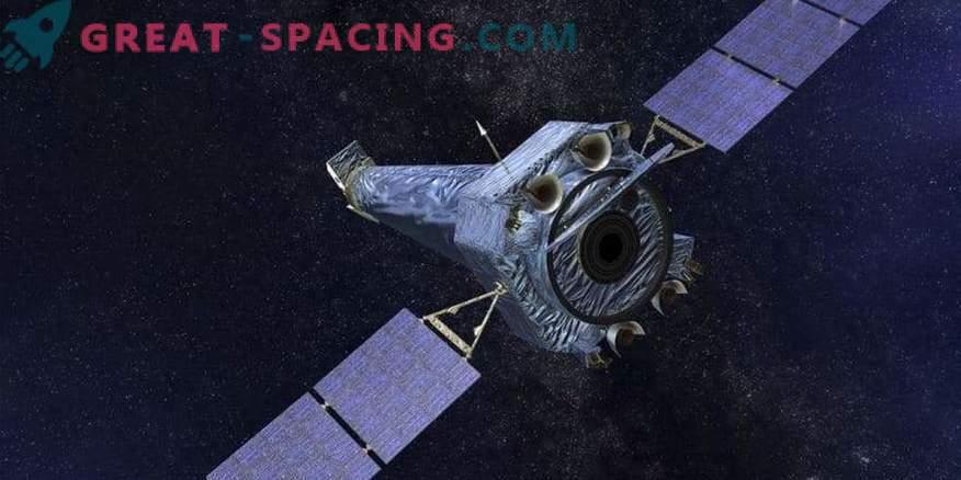 Otro telescopio de la NASA suspende el trabajo.