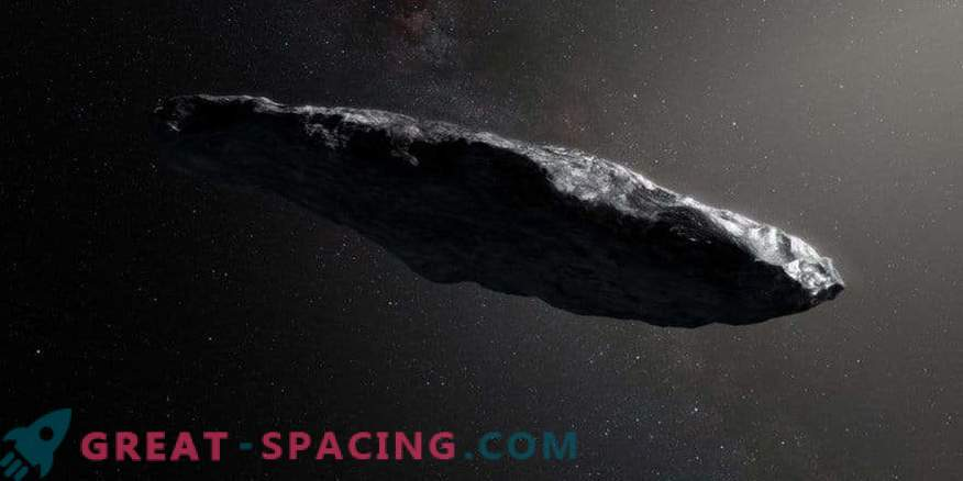 Oumuamua podría provenir de un sistema de estrella doble