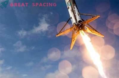 El siguiente aterrizaje en el océano es posible para SpaceX