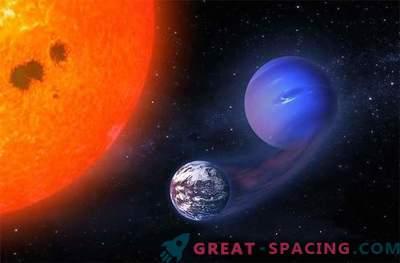 ¿Puede una enana roja transformar el mini Neptuno en exo-tierra?