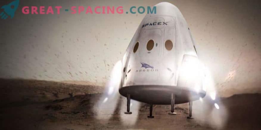 La primera misión de tripulación de SpaceX Ilona Mask está programada para junio de 2019