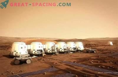 100 personas están listas para ir a Marte de una manera
