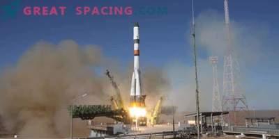 La Unión envía la primera misión tripulada a la ISS desde octubre
