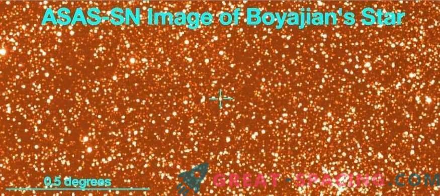 La Estrella Misteriosa de la Vía Láctea