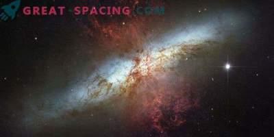 Esimese galaktika jõhkrus ületas ootusi