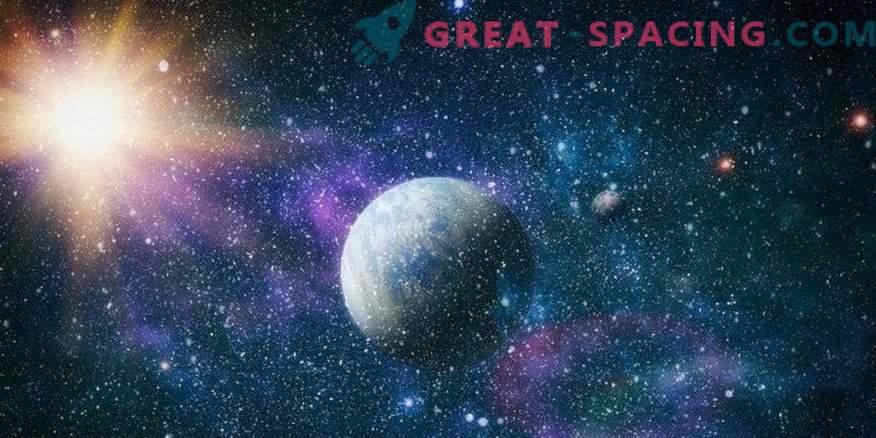 ¿El agua en la Tierra vino del polvo de la nebulosa solar?