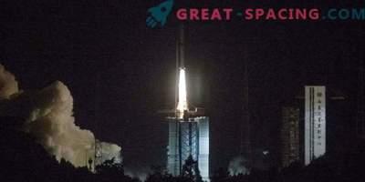 China se está preparando para lanzar el aparato primero en el reverso de la luna