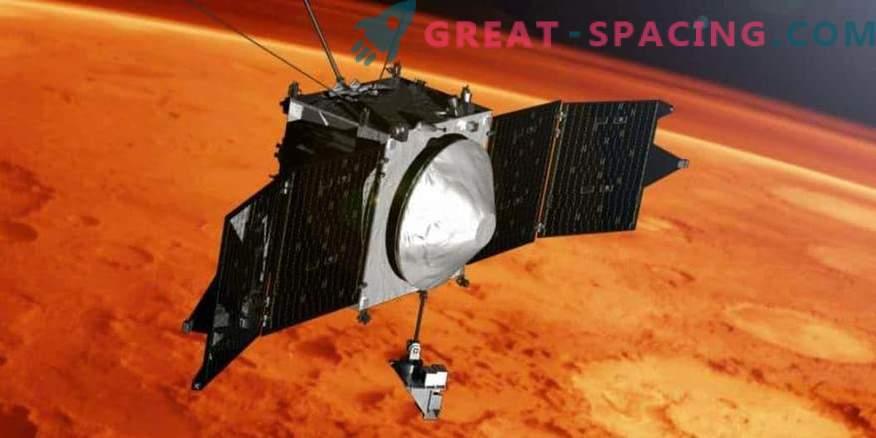 Diez descubrimientos de MAVEN