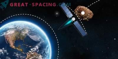 Как гравитационният трактор ще спаси Земята от заплаха от астероид