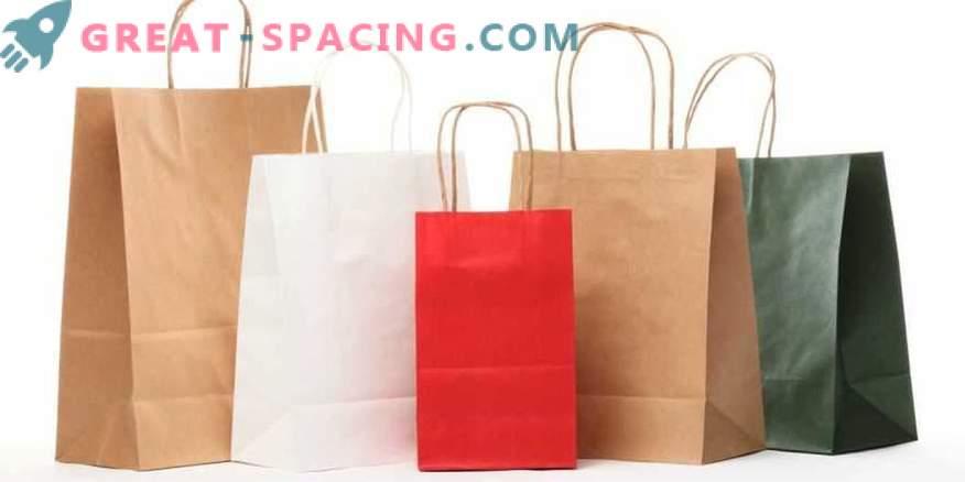 Las principales aplicaciones de los paquetes de Kraft para embalaje