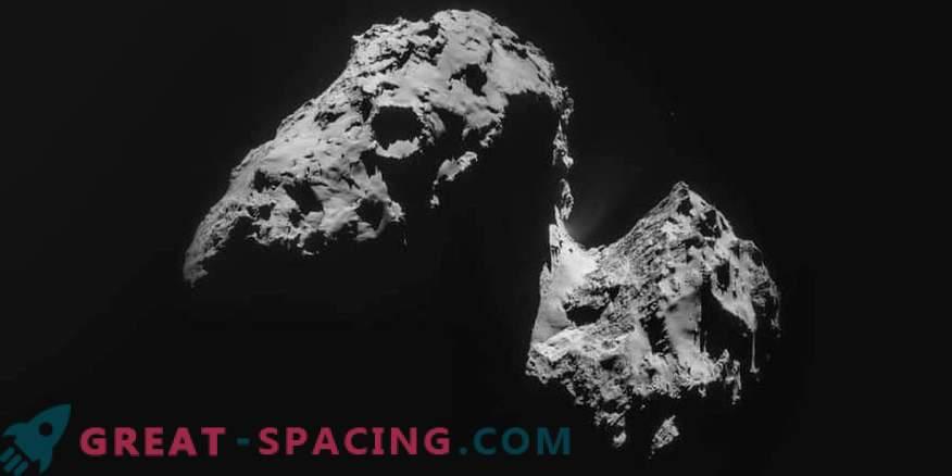 La misión cometaria descubre una brecha en la comprensión de la formación de planetas