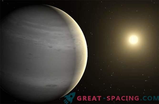 Los científicos han descubierto un exoplaneta de helio