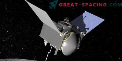 ¿Qué hará la sonda OSIRIS-REx cerca del asteroide Bennu?