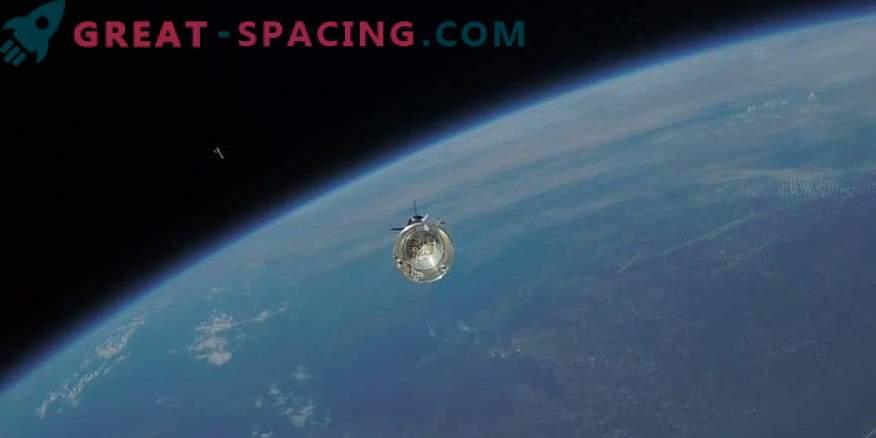 Nuevo registro para desplegar un paracaídas marciano de prueba