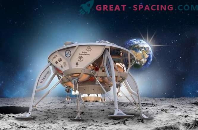 Las competiciones privadas en vuelos a la Luna están empezando a calentarse
